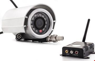 CCTV Camera Network problem
