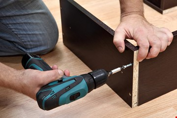Furniture assembly and installation