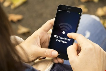 Mobile Phone WiFi Not Working