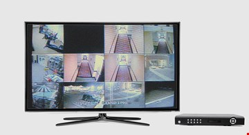 CCTV Camera Video not clear