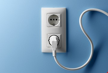 Power outlet and socket repair