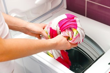 Washing Machine not draining