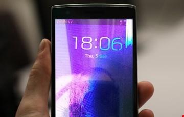 Mobile Phone Display Problem