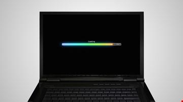 Laptop start up problem