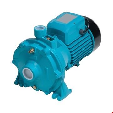 Pressure pump installation