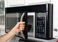 Microwave display not working
