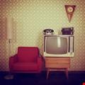 CRT TV picture problem