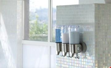 Soap Dispensers Installation