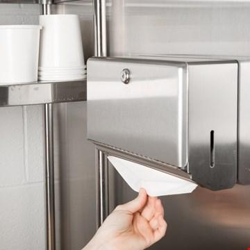 Paper Dispensers Installation