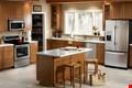 General home appliances installation