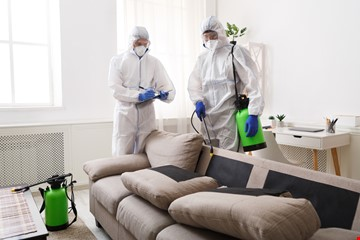Home Disinfection and Sanitization